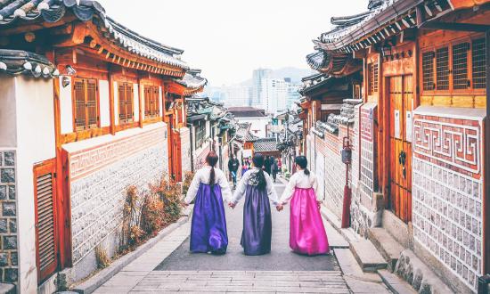 Meditours: Hàn Quốc - Khám Phá Xứ Sở Kim Chi