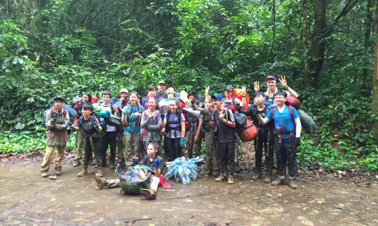 Meditours: Học Sinh - Thử Thách Bản Thân, Trekking Xuyên Rừng Cúc Phương