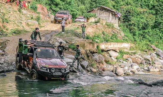 Meditours: Caravan - Khám Phá Suối Khoáng Nóng Ngọc Chiến - Mường La