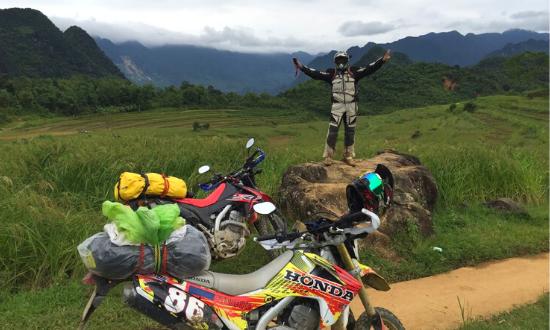 Meditours: Phượt Cào Cào Đi Mai Châu, Pù Luông - Camping Hồ Ba Khan