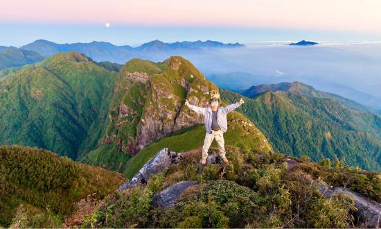 Meditours: Trekking - Chinh Phục Ngũ Chỉ Sơn