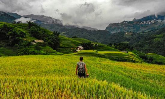 Meditours: Trekking Sapa 1 Ngày