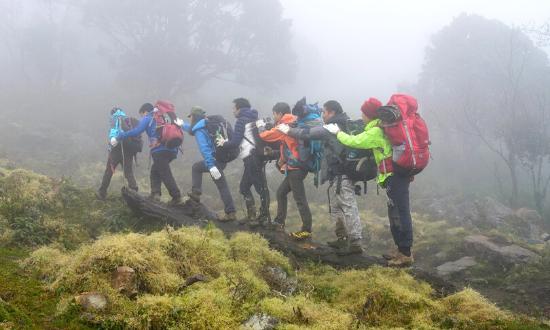 Meditours: Trekking - Chinh Phục Nhìu Cồ San – 2965m
