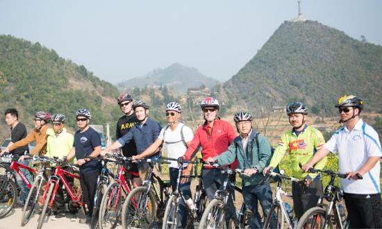 Meditours: Xe Đạp - Chinh phục Hà Giang