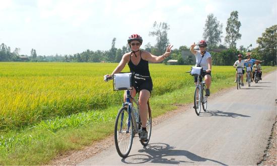 Meditours: Xe Đạp - Khám Phá Pù Luông