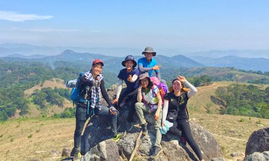 Meditours: Trekking Tà Năng - Phan Dũng - Cung đường Trekking huyển thoại