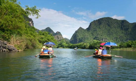 Meditours: Ninh Bình - Tham Quan Tràng An, Bái Đính