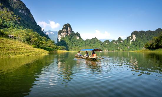 Meditours: Miền Bắc 5N4D - Tp Hồ Chí Minh, Hà Giang, Thác Bản Giốc, Ba Bể