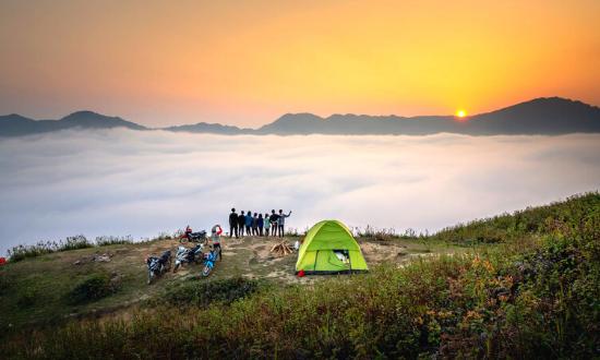 Meditours: Săn Mây - Camping Tà Xùa, Bắc Yên