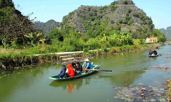Meditours: Thung Nắng - Chùa Bích Động - Chùa Tam Chúc
