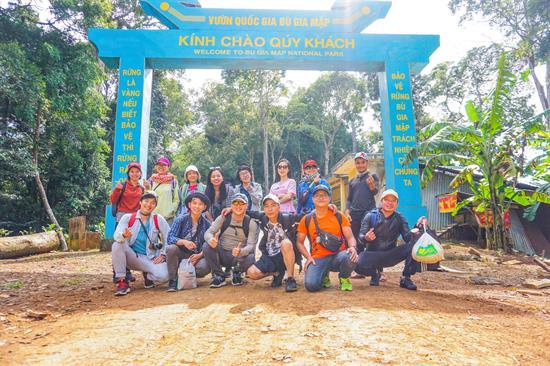 Meditours: Trekking - Chinh Phục Bù Gia Mập