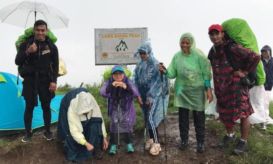 Meditours: Trekking Langbiang - Thác Tàm Thàm