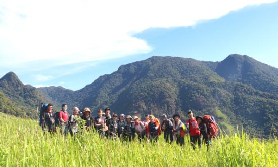 Meditours: Trekking - Chinh Phục BIDOUP - Tà Giang