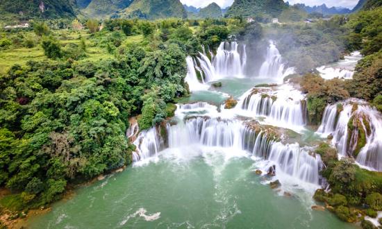 Meditours: Vòng Cung Đông Bắc - Hà Giang, Cao Bằng, Thác Bản Giốc, Ba Bể