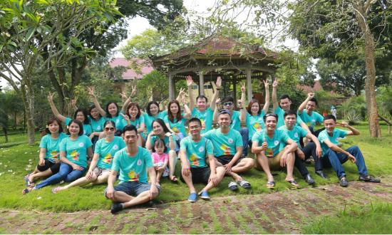 Meditours: Teambuilding Hà Nội - Tản Đà Resort