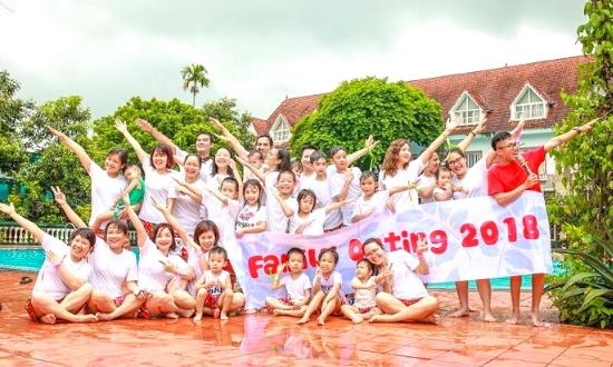 Meditours: Team building, hội thảo, nghỉ dưỡng tại V Resort Hòa Bình