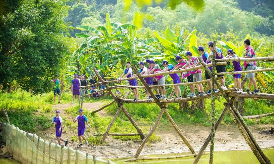 Meditours: Học Sinh - Khám Phá Vườn Chim Thung Nham Ninh Bình